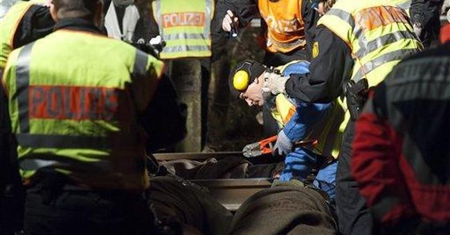 German protesters to block nuke waste transport