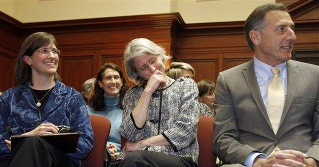 Gay marriage champion joins Vt. Supreme Court