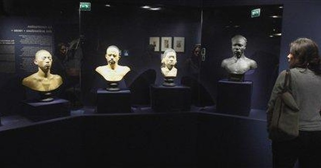Putting humans on display _ Paris museum asks why