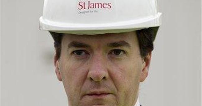 UK Treasury chief goes for economic stimulus