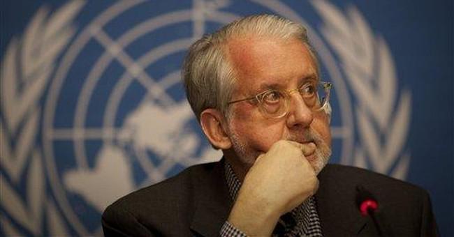 UN: Syrian forces killed, tortured 256 children