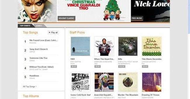 Review: iTunes Match wins cloud music war by wisp