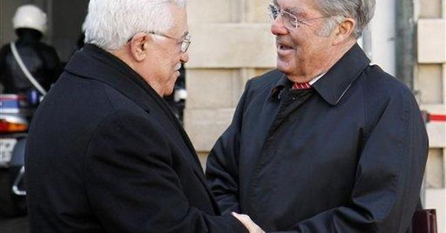 Palestinian president sets May 4 election