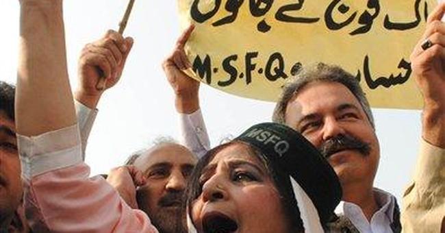 US scrambles to contain Pakistan fallout