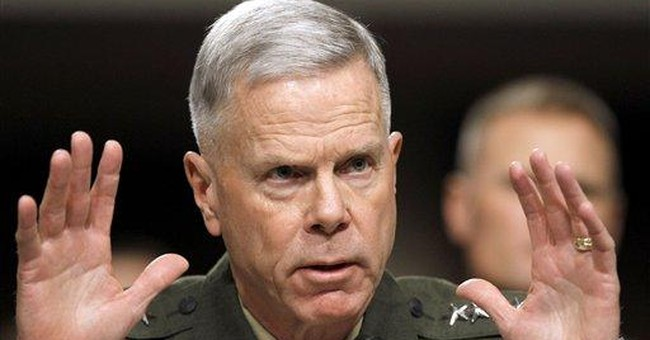 Marine: Fears of end to gay ban prove unfounded