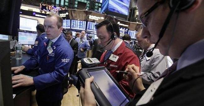Stocks soar on big shopping weekend, Europe