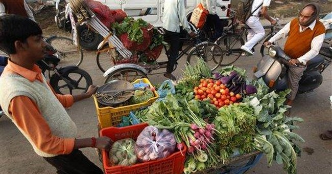 India invite to foreign retailers stirs backlash