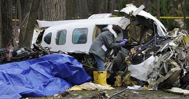3 killed in medical plane crash in Chicago suburb