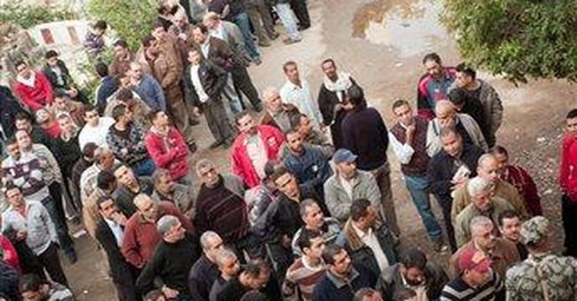 Egypt's Christians try to stem Islamists in vote