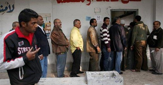 Egypt's military takes credit for election turnout