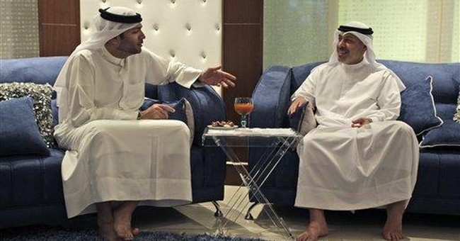 Freed UAE activists vow to press reform campaign