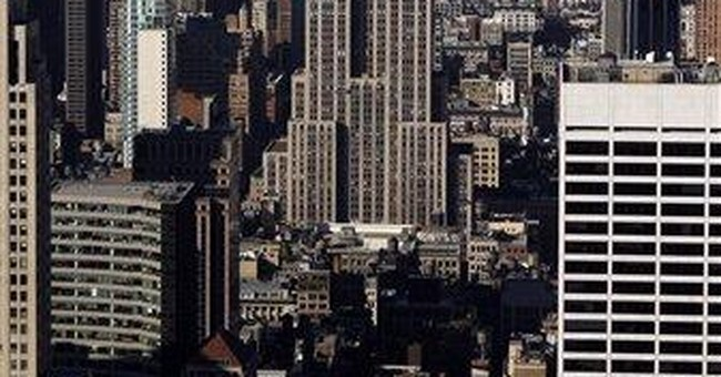 Empire State Building might be part of public firm