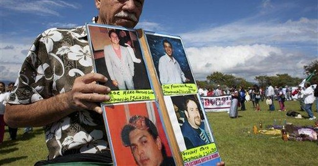 Local officials reprimanded in Mexico slaying case