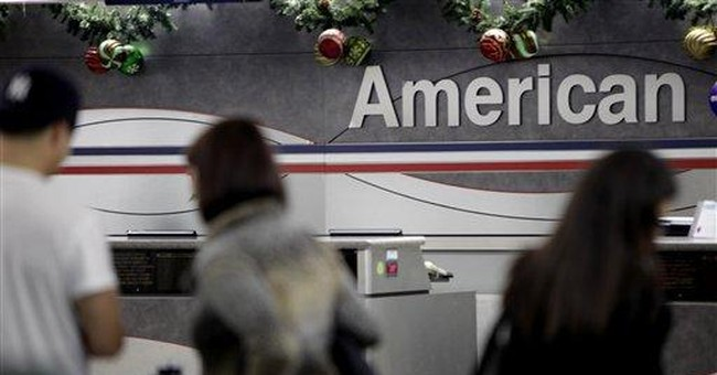 American Air travelers react to bankruptcy news