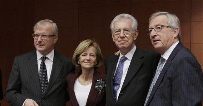 Europeans face historic choice: unite or divide?