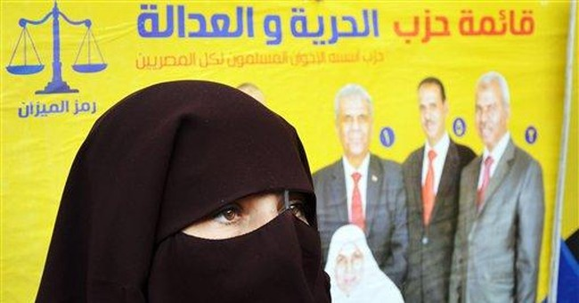 Muslim Brotherhood's machine helps in Egypt vote