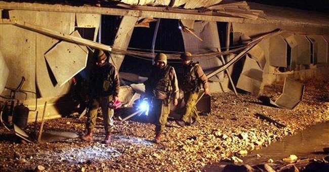 Military: 3 rockets from Lebanon strike Israel