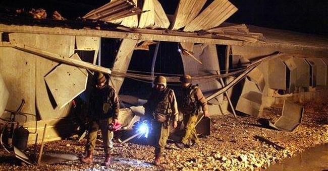 Military: 3 rockets from Lebanon strike Israel
