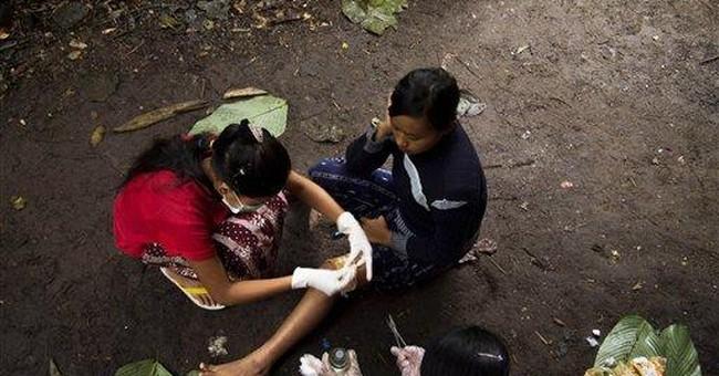 Myanmar minorities suffer abuses despite reforms