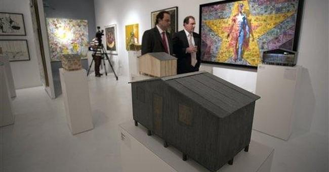Brazil's artists making mark at Miami's Art Basel
