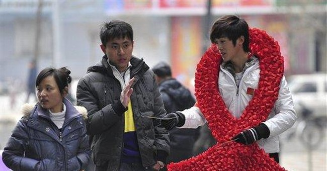 China expects 48,000 new HIV cases this year