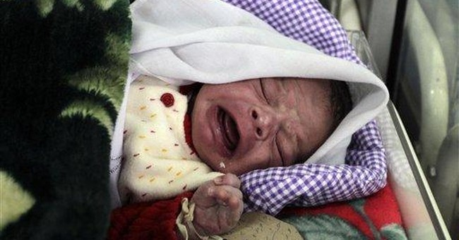 Survey: Afghans living longer, fewer infants die
