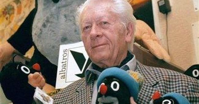 'Little Mole' Czech cartoonist Miler dies at 90
