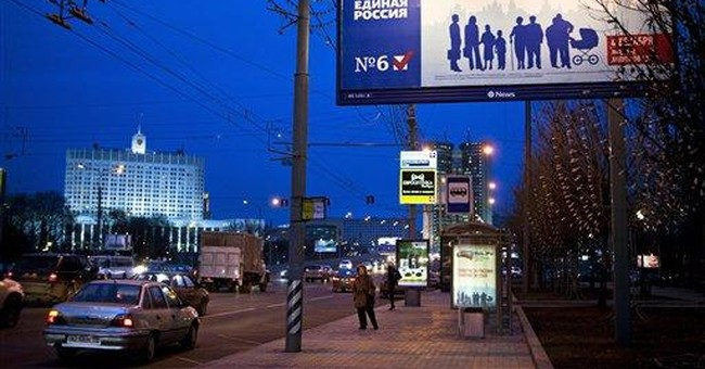 Watchdog complains of pressure on Russian voters