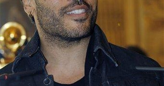 France honors Lenny Kravitz with highest award