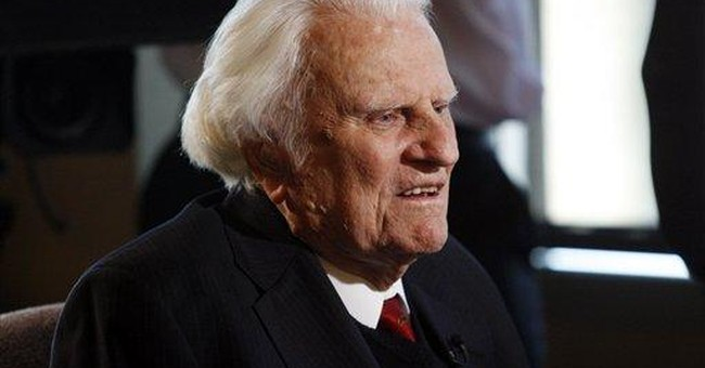 Preacher Billy Graham admitted to NC hospital