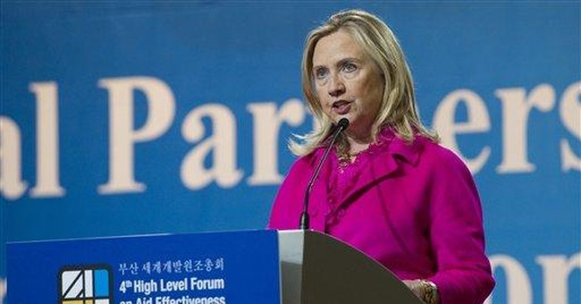 Clinton seeks greater openness from Myanmar