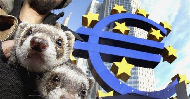 Central banks move to stabilize financial system