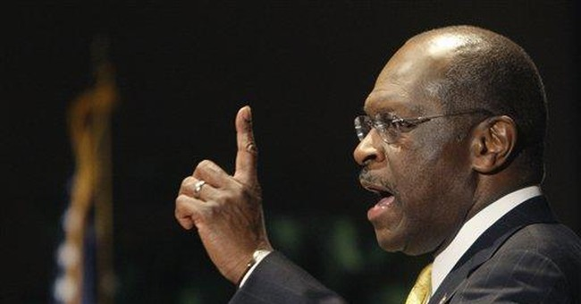 Cain accuser has faced financial, legal troubles