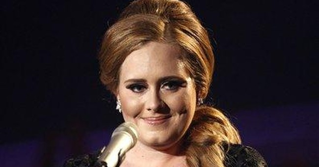 Adele may be rolling deep with Grammy nominations