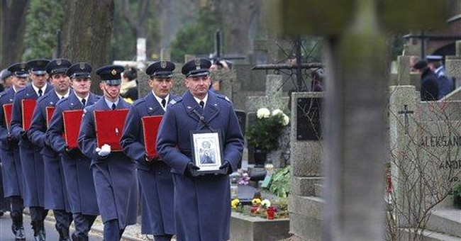 Poland's last known Battle of Britain vet buried