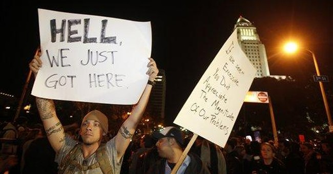 200+ arrested at Occupy Los Angeles, 50 in Philly