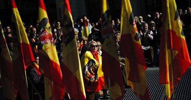 Spain's next rulers cool on exhuming Franco tomb