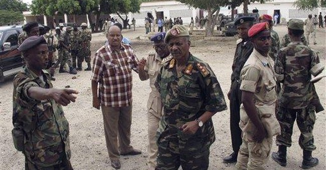 4 Somali soldiers killed in suicide bomb attack