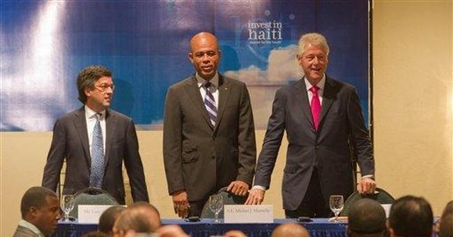 Haiti leader says he wants to create 500,000 jobs
