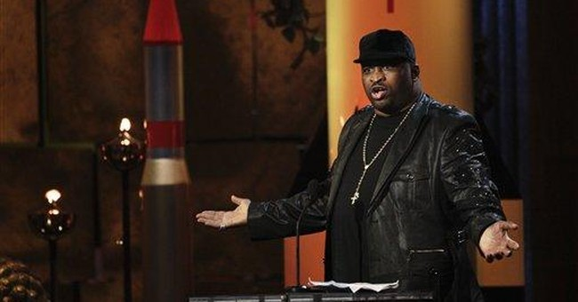Comedian Patrice O'Neal dies, had suffered stroke