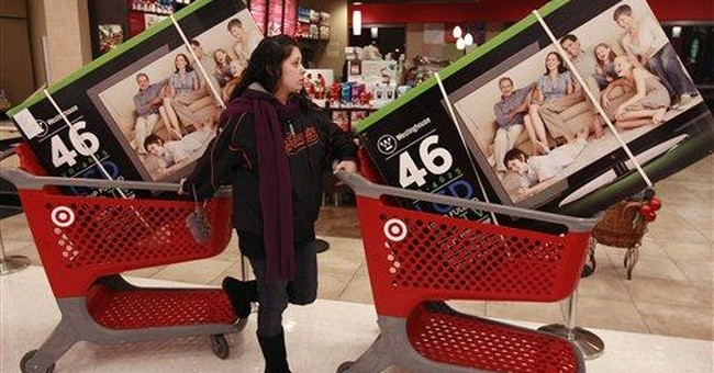TVs are hot sellers this holiday season
