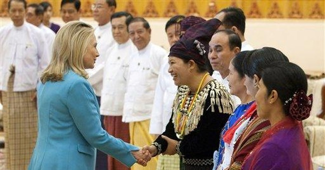 As US-Myanmar ties warm, China stands conflicted