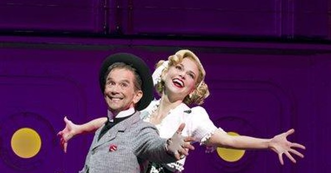 3 Broadway shows hum happily after Grammy nods