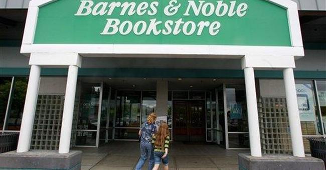 Barnes & Noble 3Q net loss narrows