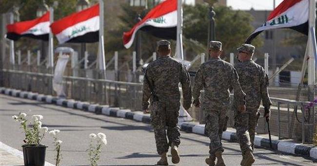 Biden: Sacrifices of troops allow Iraq war to end