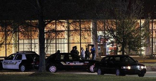 Shots fired at Alabama post office, no injuries