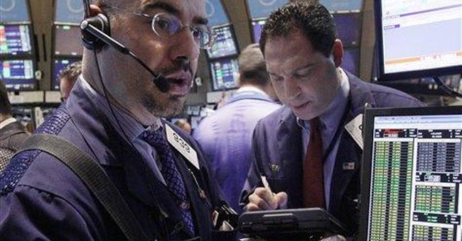 Stocks waver, a day after biggest rally in 2 years