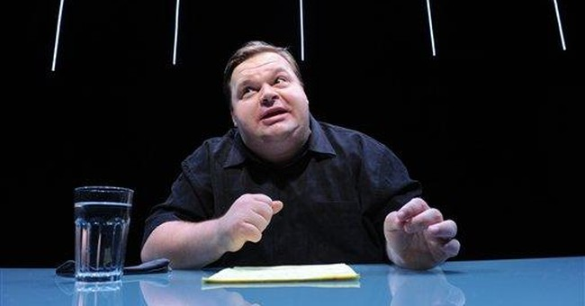 Daisey's 1-man Apple-bashing show to return to NYC