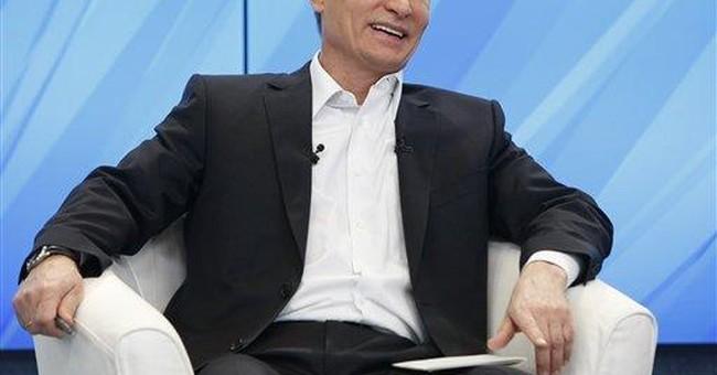 TV censorship crosses time zones in Putin's Russia