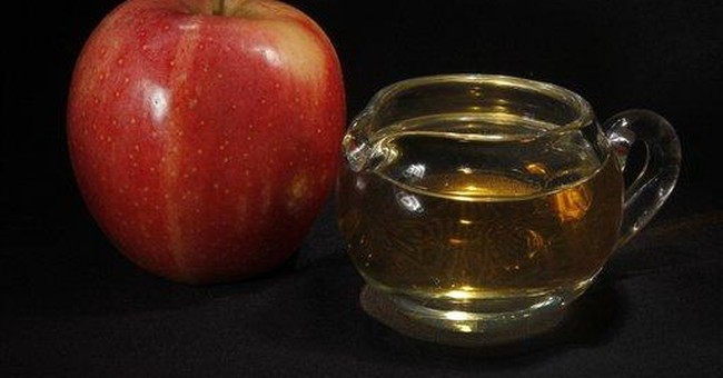 Apple juice can pose a health risk _ from calories